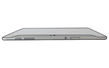Samsung P5100 Galaxy Tab 2 10-1 - SIM-Karte - Einlegen - Schritt 2