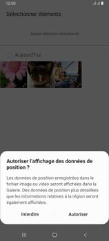 Samsung Galaxy A80 - Contact, Appels, SMS/MMS - Envoyer un MMS - Étape 17