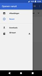 Sony Xperia XZ Premium - Android Oreo - E-mail - e-mail versturen - Stap 12