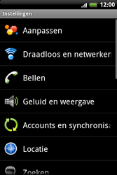 HTC A6363 Legend - bluetooth - aanzetten - stap 4