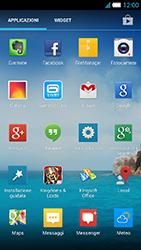 Alcatel One Touch Idol S - MMS - Configurazione manuale - Fase 3
