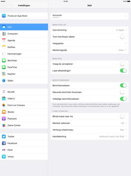 Apple iPad Pro 12.9 inch (Model A1671) - E-mail - Instellingen KPNMail controleren - Stap 5