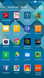 Alcatel POP C7 (OT-7041X) - SMS - handmatig instellen - Stap 3