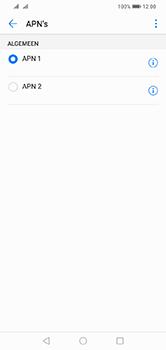 Huawei Y7 (2019) - Internet - handmatig instellen - Stap 16