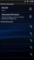 Sony Ericsson Xperia X10 - WLAN - Manuelle Konfiguration - Schritt 7