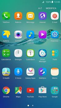Samsung Galaxy S6 edge+ (G928F) - Internet e roaming dati - Come verificare se la connessione dati è abilitata - Fase 3