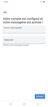 Samsung Galaxy A42 5G - E-mails - Ajouter ou modifier votre compte Yahoo - Étape 13