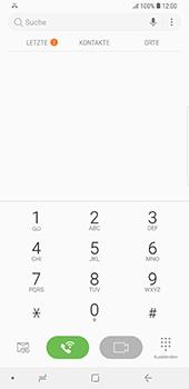 Samsung Galaxy S9 Plus - Anrufe - Anrufe blockieren - 4 / 12