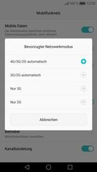 Huawei P9 - Netzwerk - Netzwerkeinstellungen ändern - Schritt 7