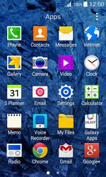 Samsung G388F Galaxy Xcover 3 - Internet - Internet browsing - Step 2