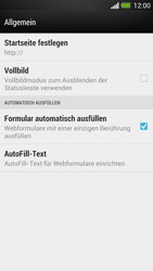 HTC One - Internet und Datenroaming - Manuelle Konfiguration - Schritt 22