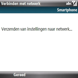 Samsung B7330 Omnia Pro - netwerk en bereik - gebruik in binnen- en buitenland - stap 10