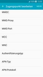 Samsung J500F Galaxy J5 - MMS - Manuelle Konfiguration - Schritt 9