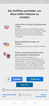Huawei P30 - Startanleitung - So fügen Sie eine Tastatursprache hinzu - Schritt 6