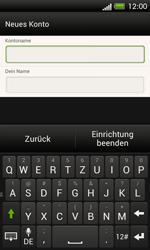 HTC One SV - E-Mail - Manuelle Konfiguration - Schritt 16