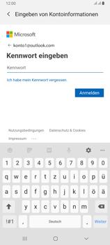 Samsung Galaxy A80 - E-Mail - Konto einrichten (outlook) - Schritt 8