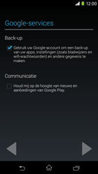 Sony Xperia M2 - apps - account instellen - stap 14