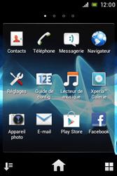 Sony ST21i Xperia Tipo - Internet - Configuration manuelle - Étape 3