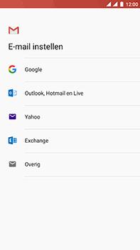 OnePlus 3 - Android Nougat - E-mail - handmatig instellen (yahoo) - Stap 7