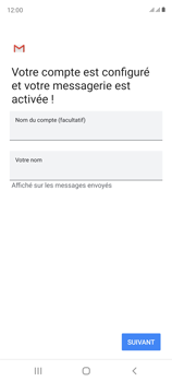 Samsung Galaxy S20 FE - E-mails - Ajouter ou modifier un compte e-mail - Étape 21