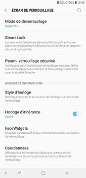 Samsung Galaxy J6 Plus - Sécuriser votre mobile - Activer le code de verrouillage - Étape 12