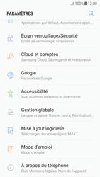 Samsung Galaxy A5 (2017) - Android Nougat - Logiciels - Installation de mises à jour - Étape 5