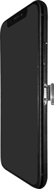Apple iPhone X - SIM-Karte - Einlegen - 2 / 2