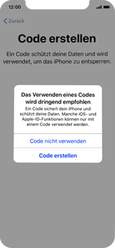 Apple iPhone X - iOS 11 - Persönliche Einstellungen von einem alten iPhone übertragen - 14 / 40