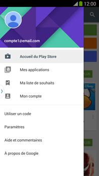 Samsung Galaxy Note III LTE - Applications - Comment vérifier les mises à jour des applications - Étape 5