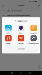 Huawei Nova - E-mail - e-mail versturen - Stap 10