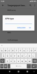Sony xperia-xz2-compact-h8314-android-pie - Internet - Handmatig instellen - Stap 14