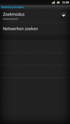Sony LT26i Xperia S - netwerk en bereik - gebruik in binnen- en buitenland - stap 7
