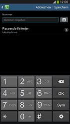 Samsung I9205 Galaxy Mega 6-3 LTE - Anrufe - Anrufe blockieren - Schritt 9
