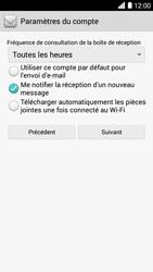 Bouygues Telecom Ultym 5 - E-mails - Ajouter ou modifier un compte e-mail - Étape 18