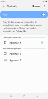 Samsung galaxy-j4-plus-dual-sim-sm-j415fn-android-pie - Bluetooth - Headset, carkit verbinding - Stap 9