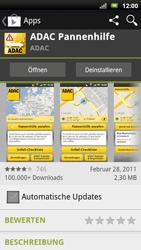 Sony Ericsson Xperia X10 - Apps - Herunterladen - Schritt 21