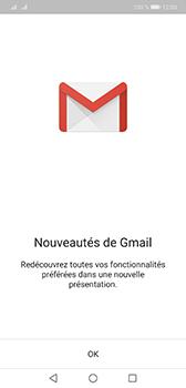 Huawei Mate 20 - E-mail - Configuration manuelle (gmail) - Étape 4