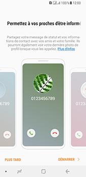 Samsung Galaxy A8 - Contact, Appels, SMS/MMS - Ajouter un contact - Étape 4
