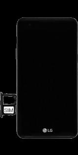 LG X Power - SIM-Karte - Einlegen - 0 / 0