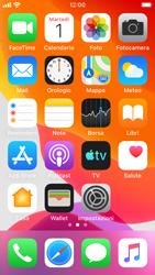 Apple iPhone SE - iOS 13 - WiFi - Attivare WiFi Calling - Fase 3