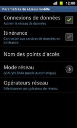 Samsung I8160 Galaxy Ace II - Réseau - utilisation à l'étranger - Étape 13