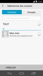 Huawei Ascend P7 - E-mail - envoyer un e-mail - Étape 5