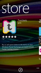 Nokia Lumia 1320 - Applicazioni - Installazione delle applicazioni - Fase 6