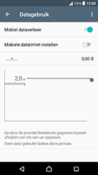 Sony Xperia X Performance (F8131) - Internet - Mobiele data uitschakelen - Stap 5