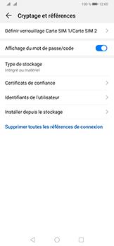 Huawei P30 Pro - Prise en main - Comment activer un code SIM - Étape 6