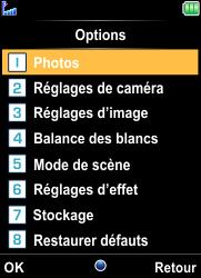 Bouygues Telecom Bc 101 - Photos, vidéos, musique - Prendre une photo - Étape 10