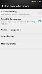 HTC One Mini - netwerk en bereik - gebruik in binnen- en buitenland - stap 5