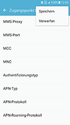Samsung J510 Galaxy J5 (2016) DualSim - MMS - Manuelle Konfiguration - Schritt 15