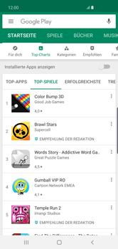 Samsung Galaxy S10 Plus - Apps - Herunterladen - 7 / 18