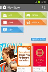 Samsung Galaxy Fame Lite - Applicazioni - Configurazione del negozio applicazioni - Fase 26